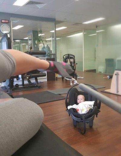 Mums and Bubs Pilates